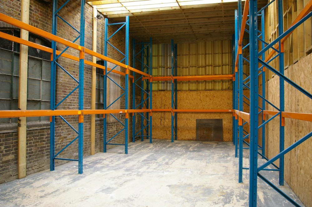 Business Pallet Storage
