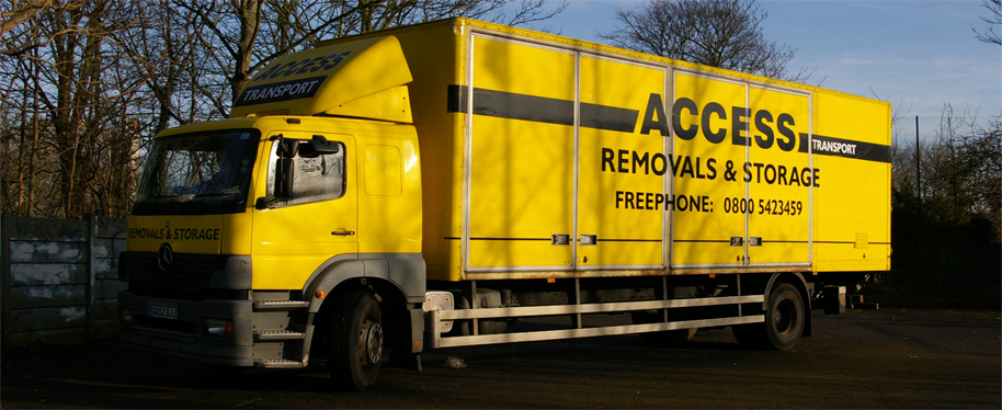 Removals and Storage Surrey London